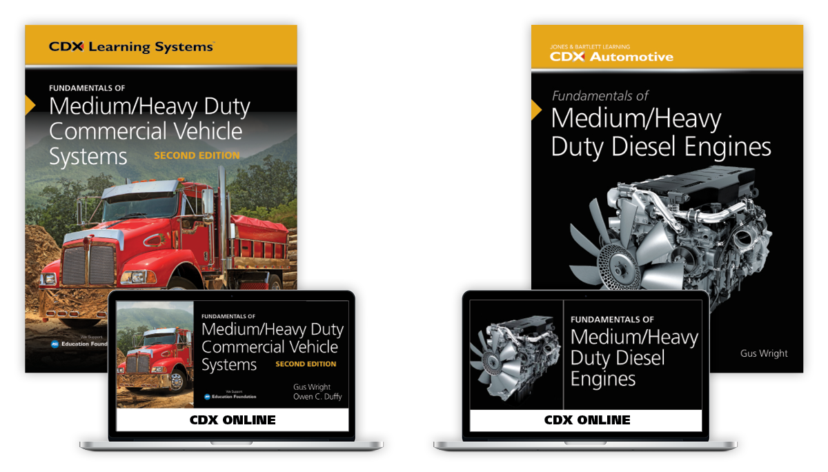 Medium/Heavy Vehicle Online Curriculum