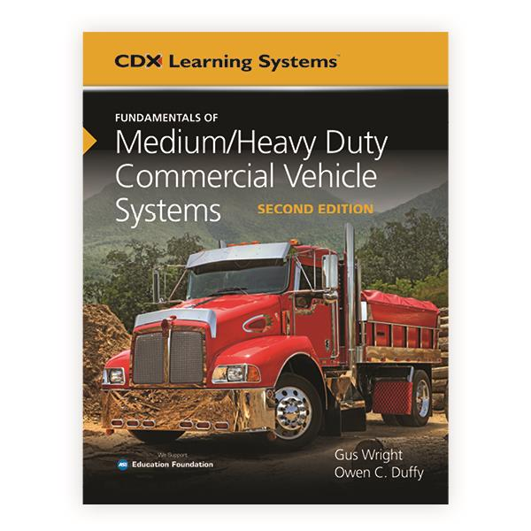 Medium/Heavy Duty Commercial Vehicle Systems, Second Edition